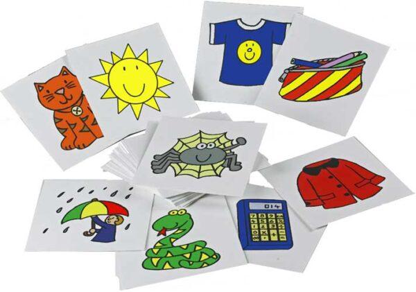 Boite-Flashcards Small TALK speech therapy