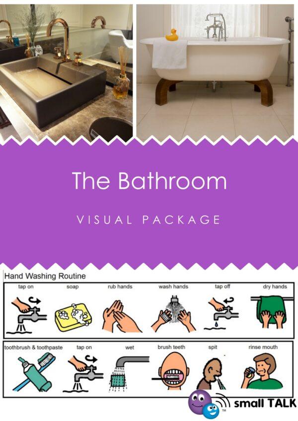 The bathroom GIRL