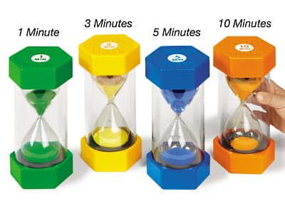 Timers - small talk speech therapy