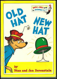 Old Hat New Hat book cover